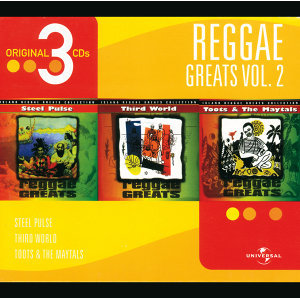 Steel Pulse,Toots & The Maytals,Third World 歌手頭像
