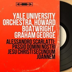 Yale University Orchestra, Howard Boatwright, Graham George アーティスト写真