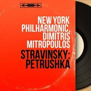 New York Philharmonic, Dimitris Mitropoulos 歌手頭像
