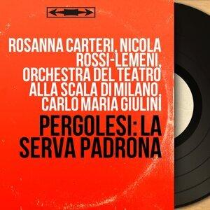 Rosanna Carteri, Nicola Rossi-Lemeni, Orchestra del Teatro alla Scala di Milano, Carlo Maria Giulini 歌手頭像