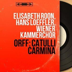 Elisabeth Roon, Hans Loeffler, Wiener Kammerchor 歌手頭像