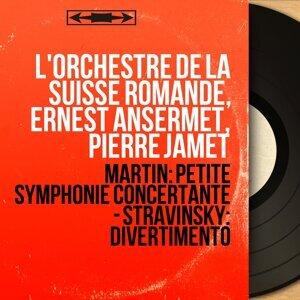 L'orchestre de la Suisse Romande, Ernest Ansermet, Pierre Jamet 歌手頭像