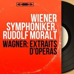 Wiener Symphoniker, Rudolf Moralt アーティスト写真