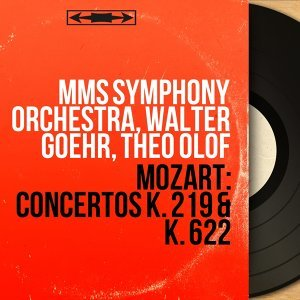 MMS Symphony Orchestra, Walter Goehr, Theo Olof 歌手頭像
