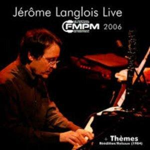 Jérôme Langlois 歌手頭像
