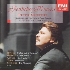 Peter Seiffert 歌手頭像