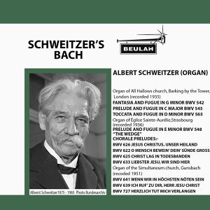 Albert Schweitzer 歌手頭像