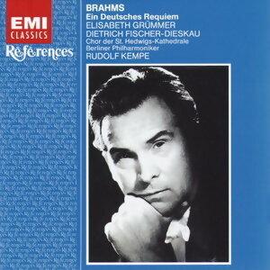 Rudolf Kempe/Elisabeth Grummer/Dietrich Fischer-Dieskau/Chore Des St Hedwigs-Kathedrale Berlin/Berliner Philharmoniker アーティスト写真