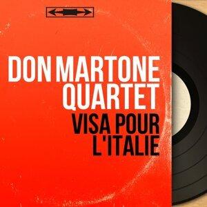 Don Martone Quartet 歌手頭像