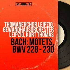 Thomanerchor Leipzig, Gewandhausorchester Leipzig, Kurt Thomas 歌手頭像