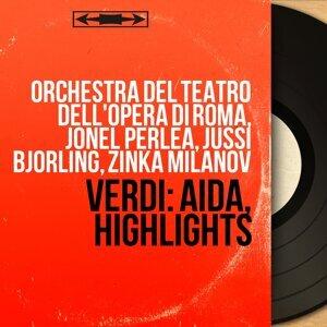 Orchestra del Teatro dell'Opera di Roma, Jonel Perlea, Jussi Björling, Zinka Milanov 歌手頭像