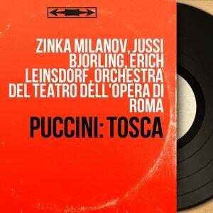 Zinka Milanov, Jussi Björling, Erich Leinsdorf, Orchestra del Teatro dell'Opera di Roma 歌手頭像
