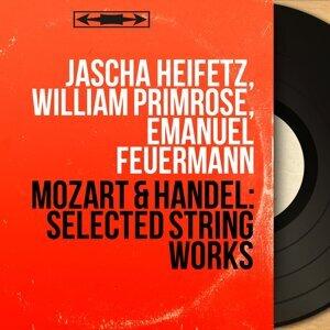 Jascha Heifetz, William Primrose, Emanuel Feuermann 歌手頭像
