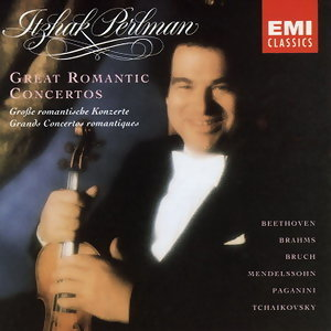 Itzhak Perlman/Philadelphia Orchestra/Eugene Ormandy/Philharmonia Orchestra/Chicago Symphony Orchestra/Carlo Maria Giulini/Concertgebouworkest/Bernard Haitink/Royal Philharmonic Orchestra/Lawrence Foster 歌手頭像
