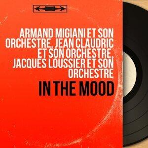 Armand Migiani et son orchestre, Jean Claudric et son orchestre, Jacques Loussier et son orchestre 歌手頭像