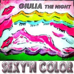 Giulia The Night 歌手頭像