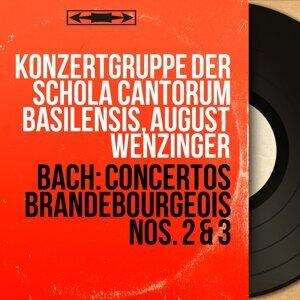 Konzertgruppe der Schola Cantorum Basilensis, August Wenzinger 歌手頭像