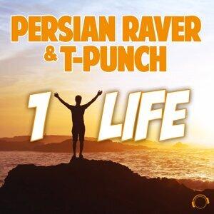 Persian Raver & T-Punch アーティスト写真
