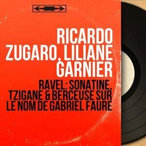 Ricardo Zugaro, Liliane Garnier 歌手頭像