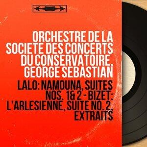 Orchestre de la société des concerts du conservatoire, George Sebastian 歌手頭像