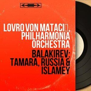 Lovro von Matačić, Philharmonia Orchestra 歌手頭像