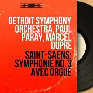 Detroit Symphony Orchestra, Paul Paray, Marcel Dupré 歌手頭像