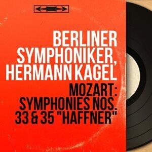 Berliner Symphoniker, Hermann Kagel 歌手頭像