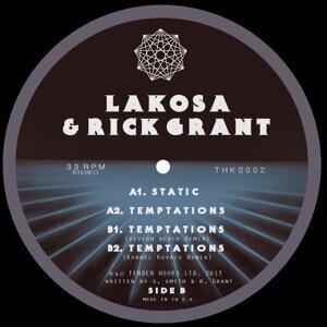 Lakosa, Rick Grant 歌手頭像