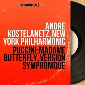 André Kostelanetz, New York Philharmonic 歌手頭像
