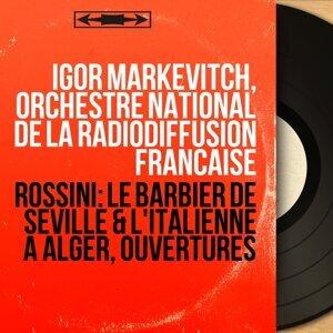 Igor Markevitch, Orchestre national de la Radiodiffusion française 歌手頭像
