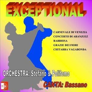 Bassano, Orchestra Stefano e Polifemo 歌手頭像