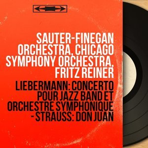 Sauter-Finegan Orchestra, Chicago Symphony Orchestra, Fritz Reiner 歌手頭像