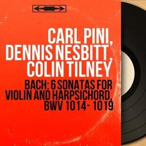 Carl Pini, Dennis Nesbitt, Colin Tilney 歌手頭像
