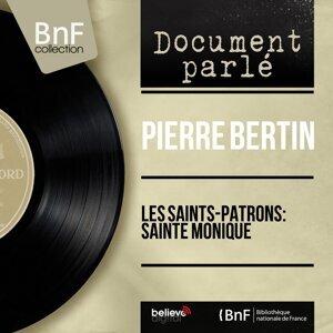 Pierre Bertin アーティスト写真