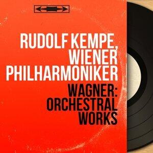 Rudolf Kempe, Wiener Philharmoniker アーティスト写真