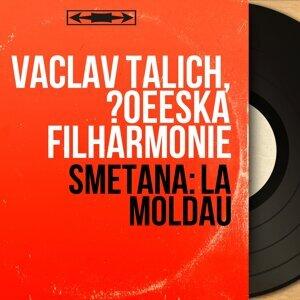 Václav Talich, Česká filharmonie 歌手頭像