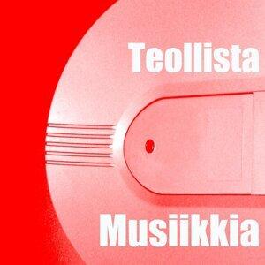 DJ Työntekijä 歌手頭像