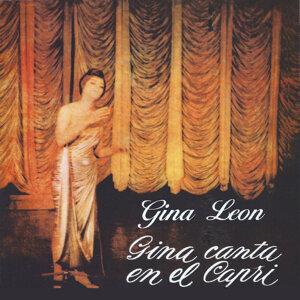 Gina León アーティスト写真
