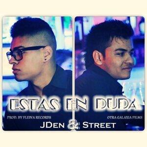 JDen, Street 歌手頭像