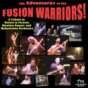 The Fusion Warriors 歌手頭像
