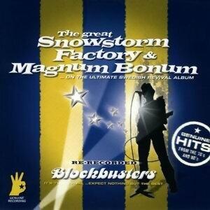 Snowstorm-Factory-Magnum Bonum 歌手頭像
