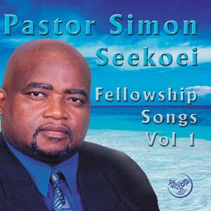Pastor Simon Seekoei アーティスト写真