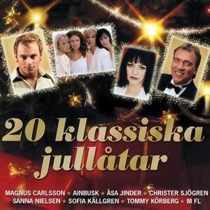 20 Klassiska Jullatar 歌手頭像