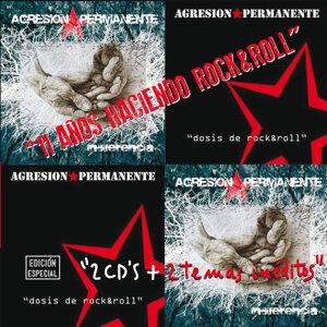 Agresión Permanente アーティスト写真