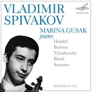 Vladimir Spivakov | Marina Gusak アーティスト写真