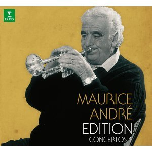 Maurice Andre/Orchestra/Andre Carradot 歌手頭像