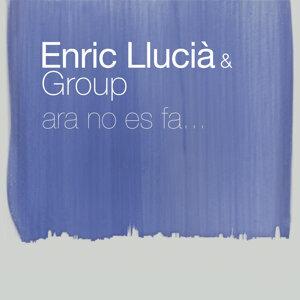 Enric Llucià アーティスト写真