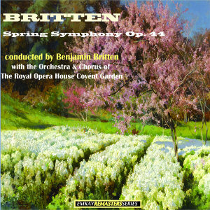Benjamin Britten with The Royal Opera House Covent Garden Chorus and The Royal Opera House Covent Garden Orchestra and Chorus of Boys from Emanuel School London 歌手頭像