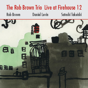 The Rob Brown Trio アーティスト写真
