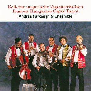 András Farkas Jr. & Ensemble アーティスト写真